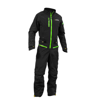 Dirtlej Dirtsuit SFD Edition schwarz/grün
