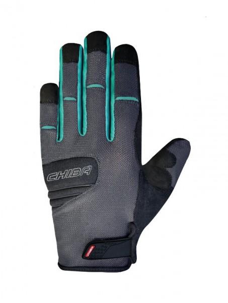 Chiba Titan gloves dark grey / nirvana