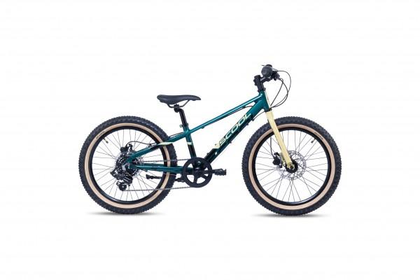 S´COOL Xroc 20 Aluminium 7-Gang olive/camouflage matt