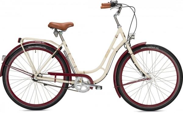 "Falter Classic Bike RS 3.0 28 ""glossy cream"