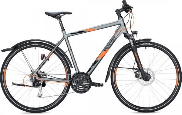 """Morrison Crossrad X 2.0 Herren 28"""" grey-orange"""
