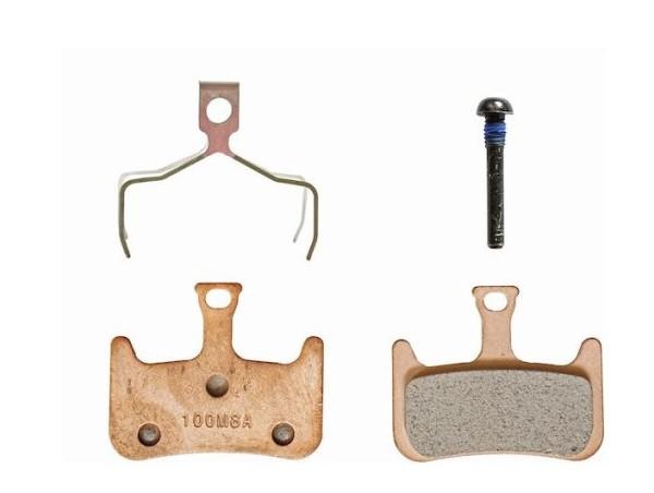 Hayes Bremsbeläge Dominion A2 Semi Metallic T106