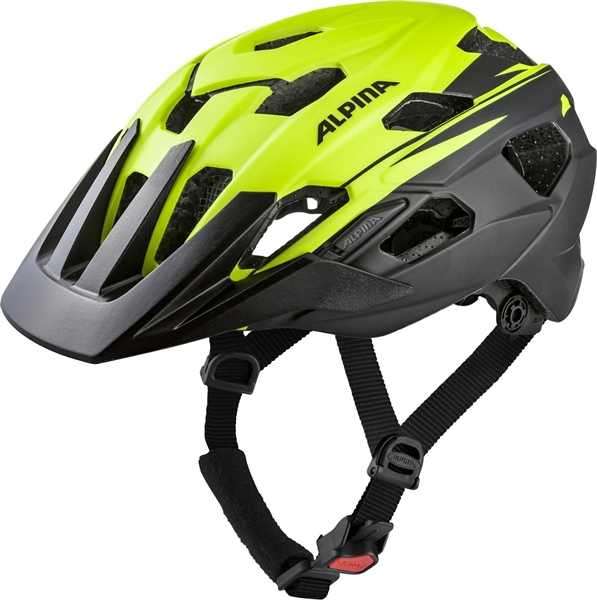Alpina Anzana LE Helm be visible-black