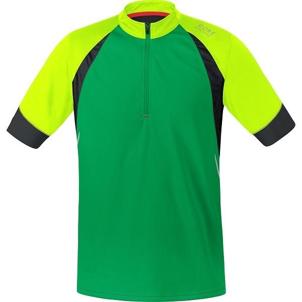 Gore Bike Wear Fusion 2.0 Trikot fresh green/neon yellow %