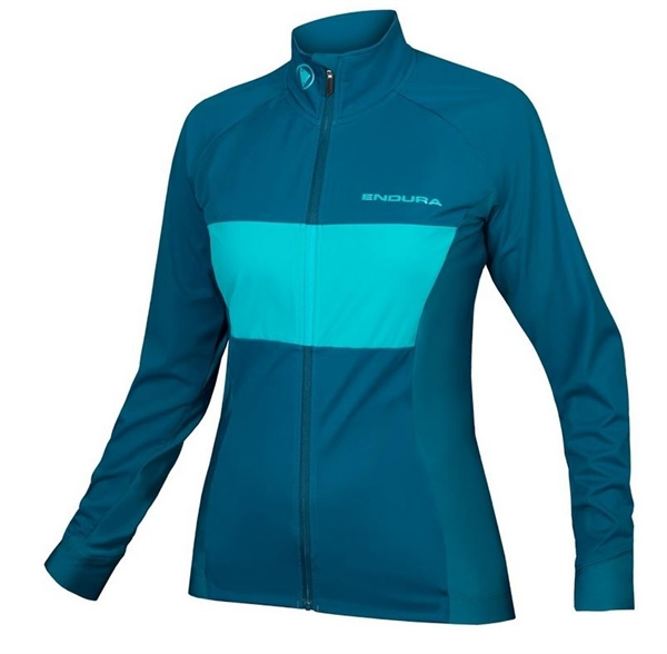 Endura WMS FS260 Pro Jetstream Langarmtrikot II Damen kingfisher