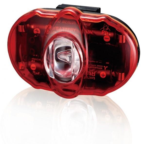 Infini rear light Vista I-406, red