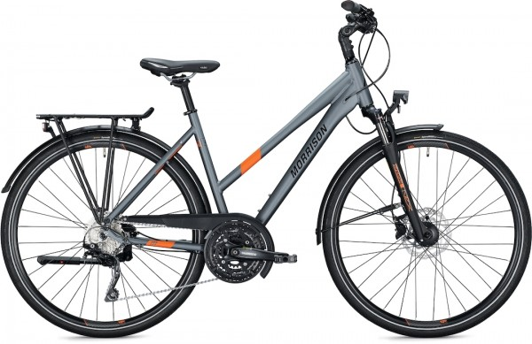 "Morrison T 5.0 Trapez 28"" grey-orange"