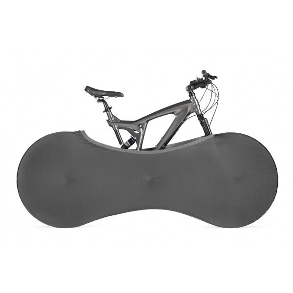 VELOSOCK Indoor Bicycle Garage Dark Grey