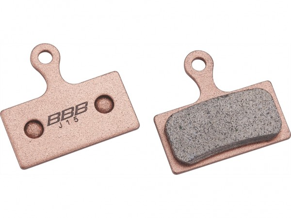 BBB Brake pads DiscStop comp.XTR 2011 BBS-56S sintered koper