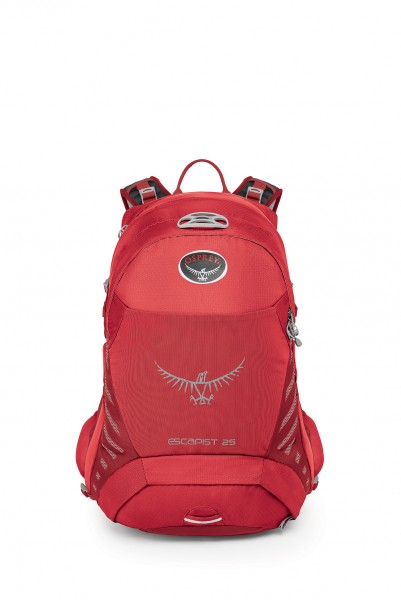 Osprey Escapist 25 cayenne red