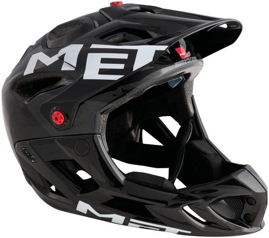 Met Parachute MTB-Helmet Anthracite/Black
