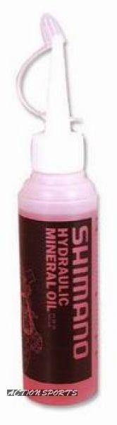 Shimano Hydraulik Mineral Öl