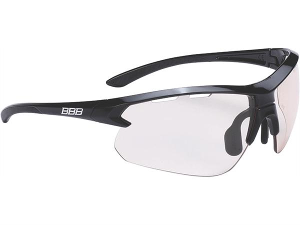 BBB Sportbrille Impulse PH BSG-52PH schwarz-glänzend