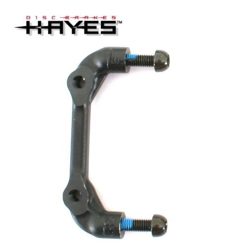 Hayes Disc Adapter IS to PM 180 front