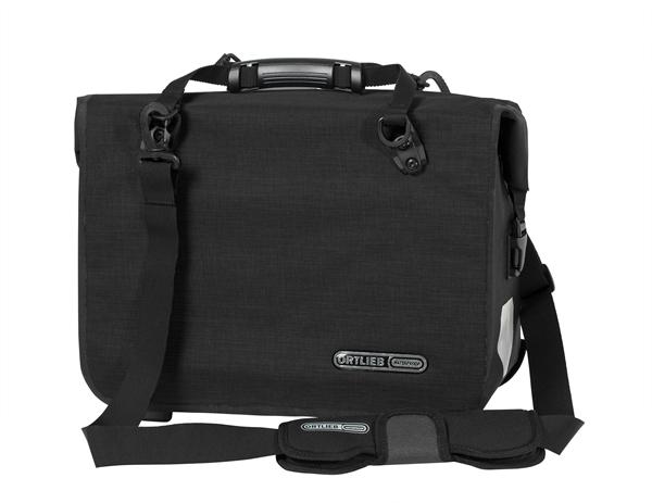 Ortlieb Office-Bag QL3.1 Aktentasche 21 L schwarz PVC-frei