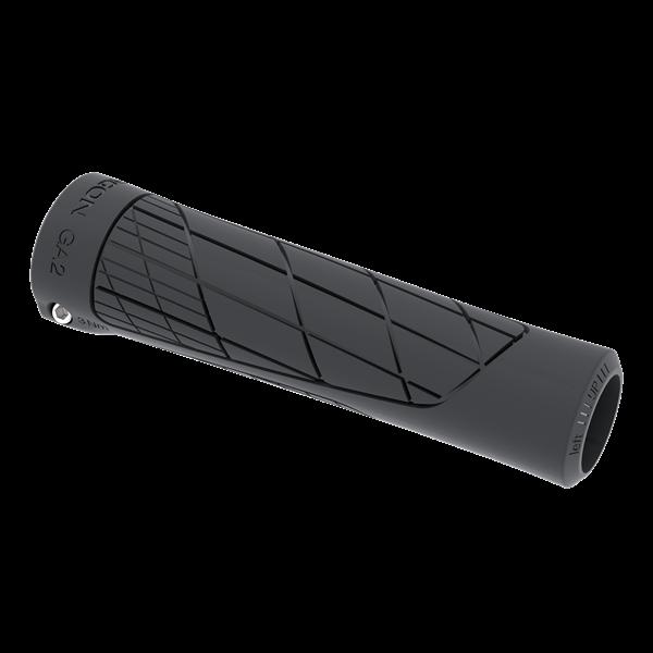 Ergon GA2 Single Twist Shift Griff MTB All-Mountain Black