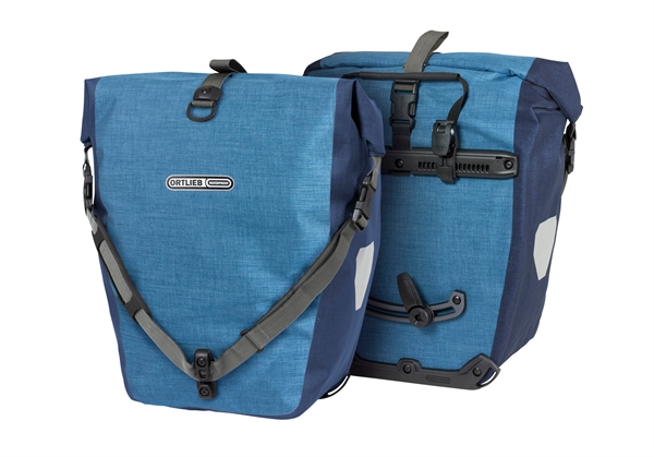 Ortlieb Back-Roller Plus QL2.1 denim-steel blue