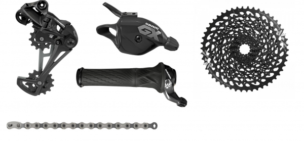 SRAM Upgrade Kit GX Eagle™ - GXP 1x12-fach - lunar