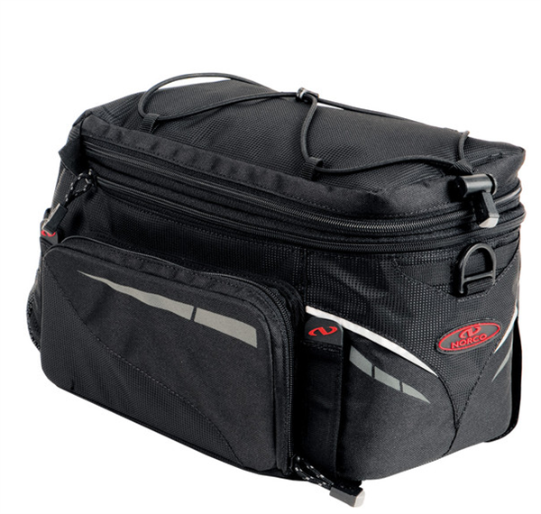 Norco Canmore Panniers - black