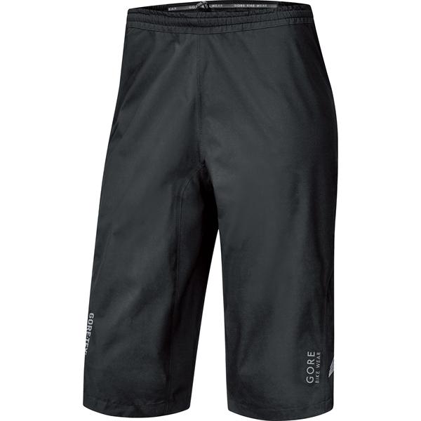 Gore Bike Wear E GT Paclite Shorts schwarz