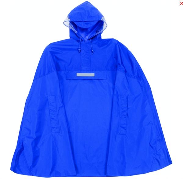 TAQ-Pro Regencape blau