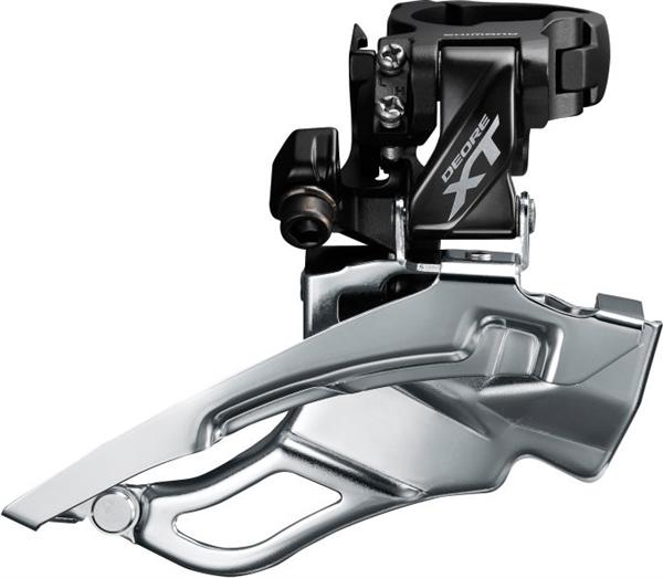 Shimano XT Umwerfer FD-T8000 3x10 high clamp
