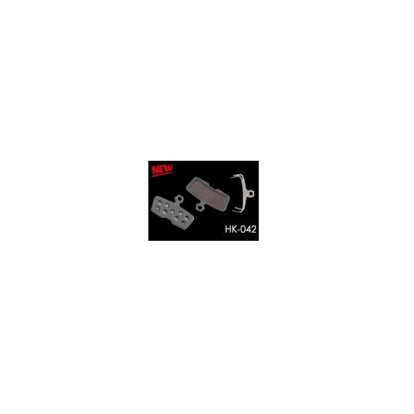 Alligator Disc Brake Pads Semi-Metallic Avid Code R