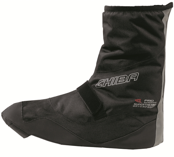 Chiba Superthermo Shoe Cover black