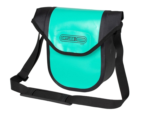 Ortlieb Ultimate Six Compact Free lagoon-black 2,7L