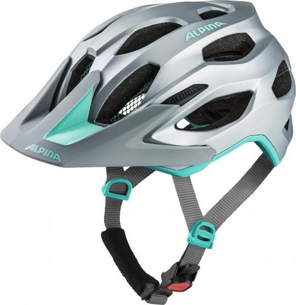 Alpina Carapax 2.0 Helm steelgrey-smaragd %