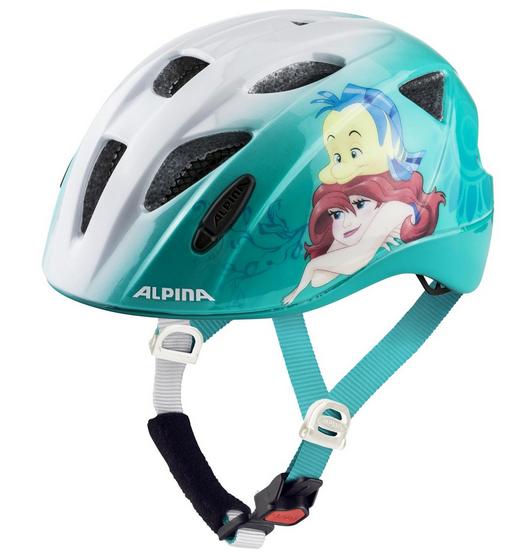 Alpina Ximo Disney Kinderhelm Ariel