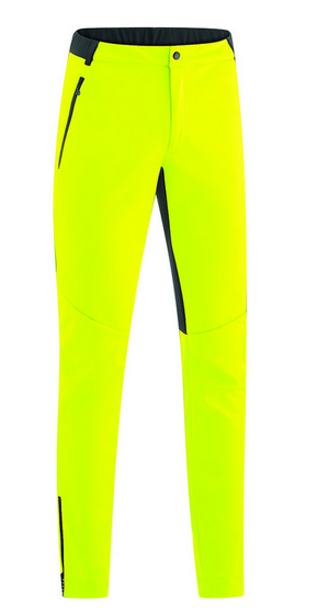 Gonso Odeon Men's commuter pants safety yellow