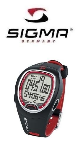 Sigma SC 6.12 heart rate monitor (26120)