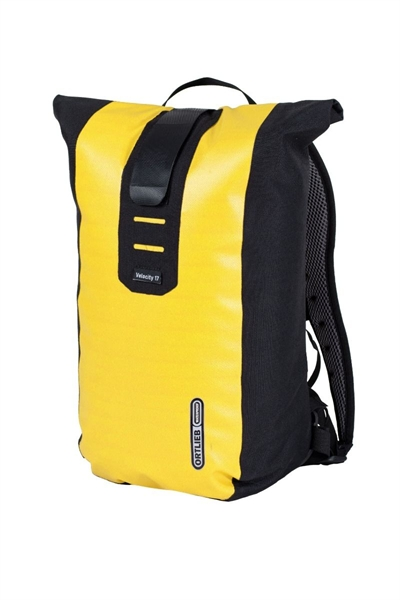 Ortlieb Velocity 17L yellow-black