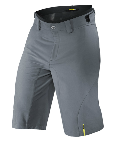 Mavic Crossride Short Set grey denim