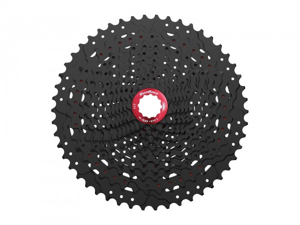 Sunrace Cassette CS MZ90 12-speed 11-50 black