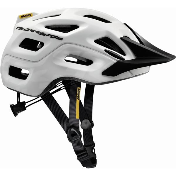 Mavic Helm Crossride white