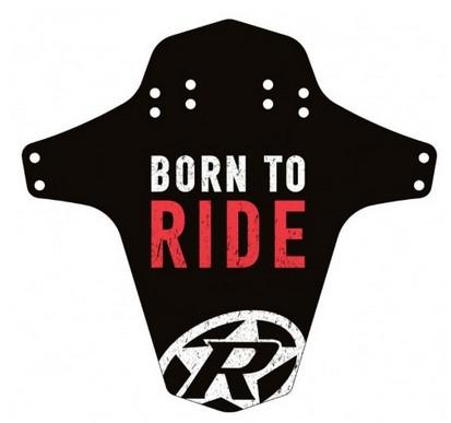 Reverse Schutzblech Born to Ride red