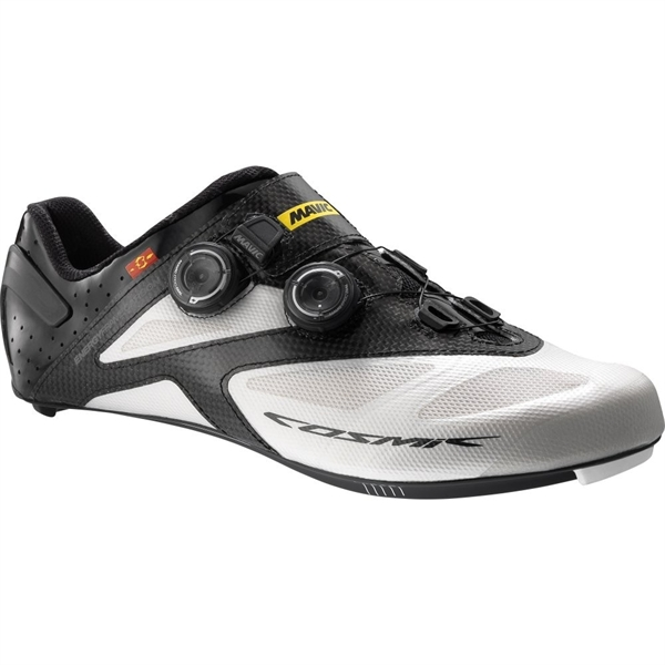 Mavic Cosmic Ultimate Shoe yellow white/black