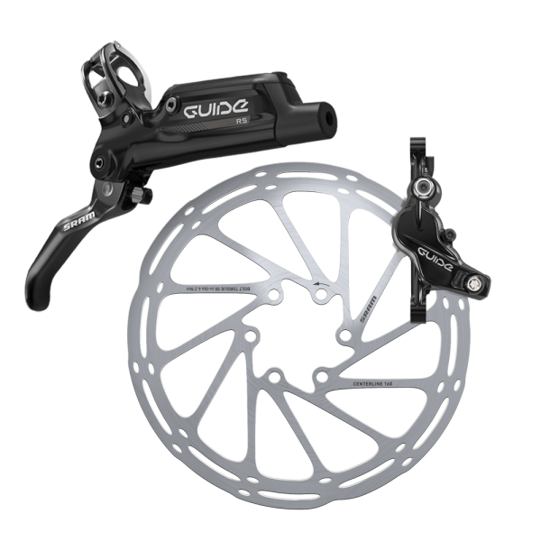 SRAM Guide RS Disc Brake set