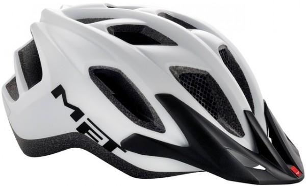 Met Funandgo Helmet matt white - Unisize