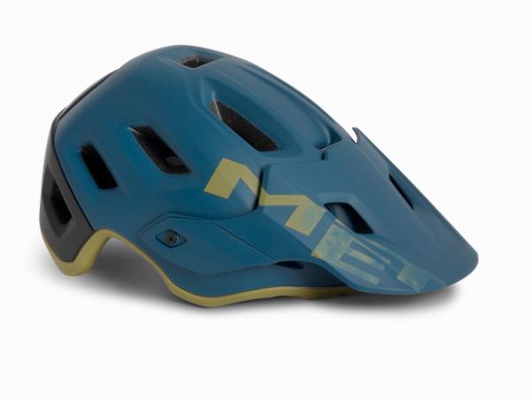 Met Roam Helmet legion blue sand