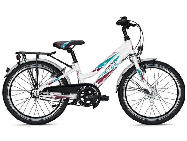 Falter FX 203 Pro Trave 20 '' children's bike - glossy white