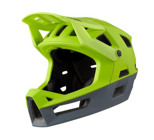IXS Trigger FF Helmet lime