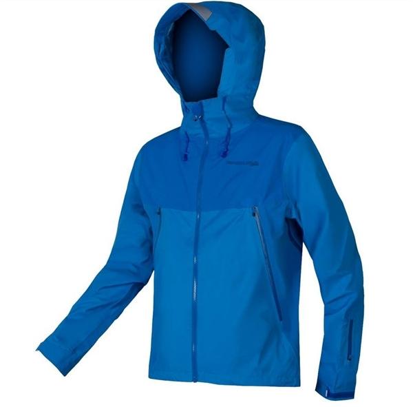 Endura MT500 Waterproof Jacket blue