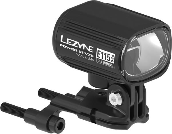 Lezyne LED Power Pro StVZO E115 Vorderlicht für E Bike
