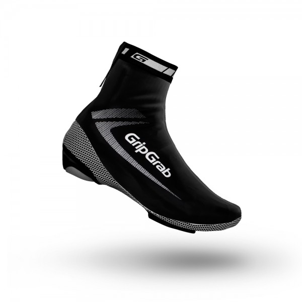GripGrab Race Aqua Shoe Cover black