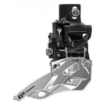 SRAM GX Umwerfer 2x10-fach - High DM - 22/34 Zähne - Bottom Pull