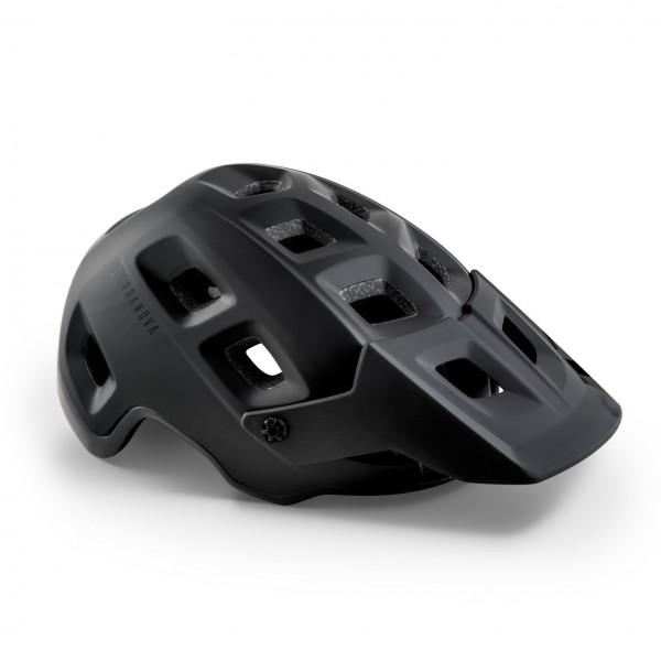 Met Terranova Helm Black Matt