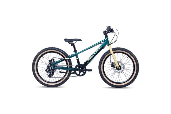 S´COOL Xroc 20 alloy 7-speed olive/camouflage matt